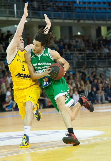 Jean-Frédéric Morency explique sa signature à Gravelines-Dunkerque   Basket ball , actualites et buzz avec Fasto sport   Scoop.it