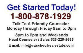 California School Of Real Estate - License Exam Specialists | FASTEST WAY TO CALIFORNIA REAL ESTATE LICENSE! | Scoop.it