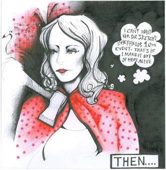 andrea joseph's sketchblog | DIBUJO | Scoop.it
