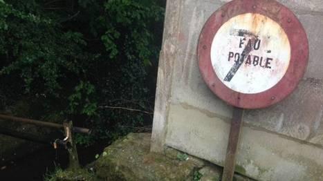 Quévy: une source d'eau non-potable utilisée durant plusieurs jours | Dialogue Hainaut | Scoop.it
