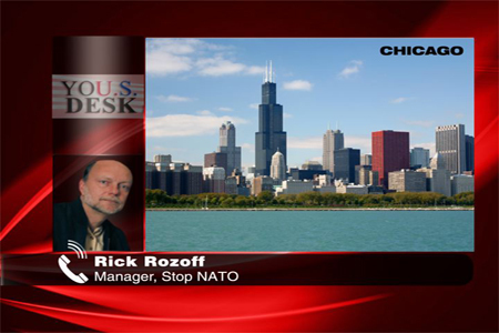 #US #drone warfare to last to last 15-18 years: Rick Rozoff | From Tahrir Square | Scoop.it