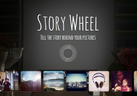 Photo-Sharing Apps Using Sound to Tell Stories | transmedia marketing in the physical world | Scoop.it