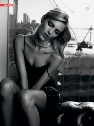 Anja Rubik by Victor Demarchelier for Viva! | TAFT: Trends And Fashion Timeline | Scoop.it