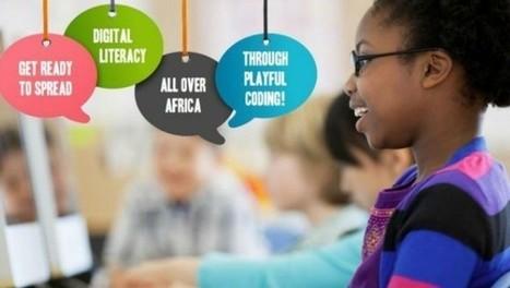 Africa Code Week Spreading Digital Literacy For African Youth | AFKInsider | Internet Development | Scoop.it
