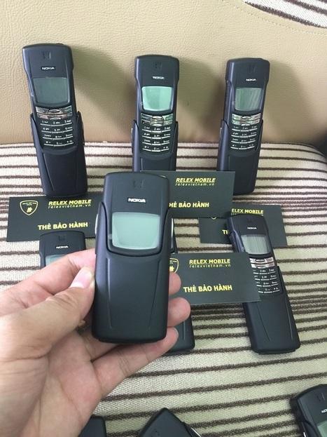 Chuyên điện thoại Nokia 8910 & nokia 8910i chính hãng | khóa học lập trình web php | Scoop.it