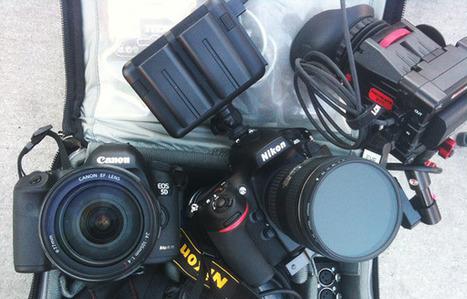Video shootout: Nikon D800 vs. Canon 5D mkIII | Reviews and comparisons gear | Scoop.it
