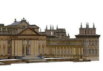 Blenheim Palace by Richard - 3D Warehouse | 3D Model | Scoop.it