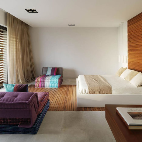 Beautiful Houses: Pure White Interior Design   Blogs   Scoop.it