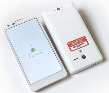 Google's Project Tango Set to Revolutionize 3D Imagery Technology in ... - International Business Times, India Edition | Google and your Business | Scoop.it