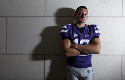 K-State safety Zimmerman earned starting spot through perseverance - Kansas City Star | All Things Wildcats | Scoop.it