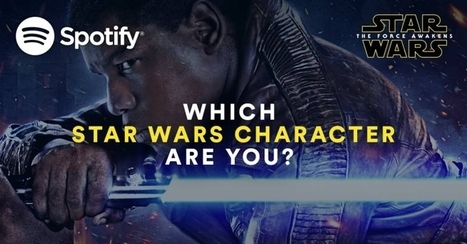 Star Wars - El despertar de la fuerza... del marketing en redes sociales | 3D animation transmedia | Scoop.it