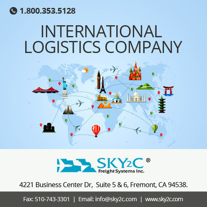 Shipping, Moving & Relocation: The Essential of Hiring A Shipping Company For Moving   Commercial Cargo Services Fremont   Scoop.it