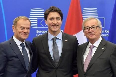 EU, Canada Sign Landmark Free-Trade Agreement | YGlobalBiz Education | Scoop.it