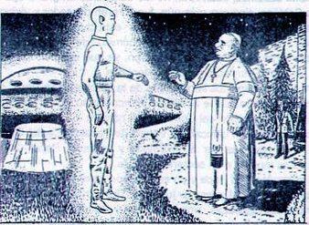 CasaDel Angel Conocimiento = Conciencia: *VATICANO CONTACTO EXTRATERRESTRES*En 1961 el Papa Roncalli, Juan XXIII, tuvo un encuentro y conversación con un ser extraterrestre en los jardines de la Re...   Spain & US under 1 new world order   Scoop.it