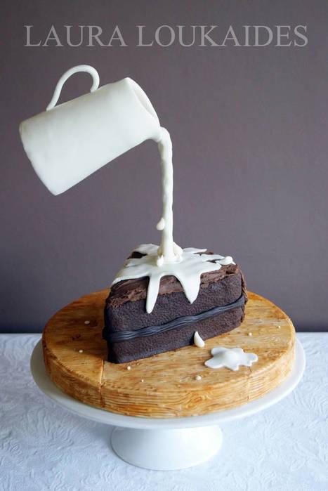 Junk Food Cakes – Quand le cake design rend hommage à la junk food   Actu culinaire   Scoop.it