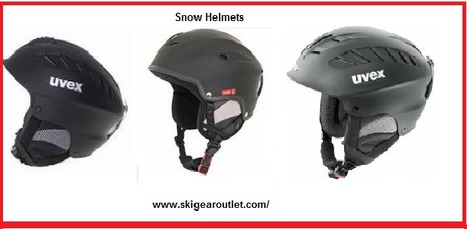 Experience the Snow Sporting Fun with Safety Helmets | Skigearoutlet | Scoop.it