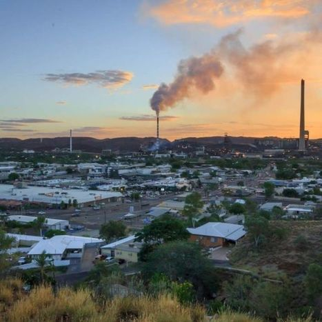 Mount Isa Mines still breaching national air quality guidelines, data shows | VCE Environmental Science | Scoop.it