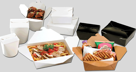 Deli Food Containers by Fold-Pak   Food Boxes & To-Go Containers   Scoop.it