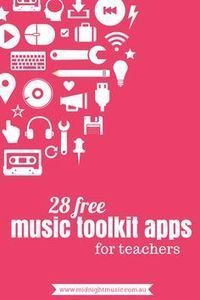 Free iPad Music Apps | Ipad Apps and Ideas for Music Education | Scoop.it