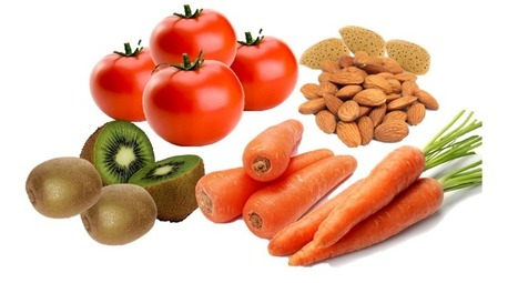 Rejuvenecer con antioxidanes - Que alimentos tienen antioxidantes | | Moda y Belleza | Scoop.it