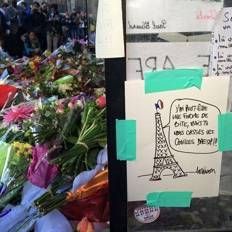 Louison's Facebook Wall: #Paris #NotAfraid #fluctuatnecmergitur #labelleequipe | Dessinateurs de presse | Scoop.it