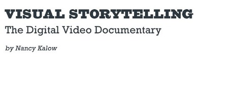 Home - Visual Storytelling | Teaching & learning in the creative industries | Scoop.it