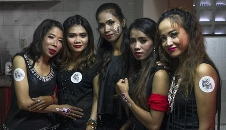 Rallying cry: Cambodia's all-female rock band of ex-garment workers | Fabulous Feminism | Scoop.it