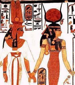 Indumentaria egipcia | Hatshepsut | Scoop.it