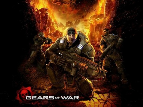 'Gears of War' rights purchased by Microsoft Studios   Video Gaming and Working Out   Scoop.it
