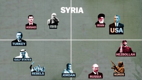 Une brève histoire de la guerre syrienne | 16s3d: Bestioles, opinions & pétitions | Scoop.it