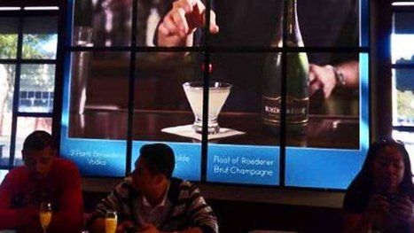 Digital signage serves up more than menu boards | Digital Signage by Worldlink | Scoop.it