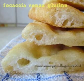 focaccia | senza glutine | Scoop.it