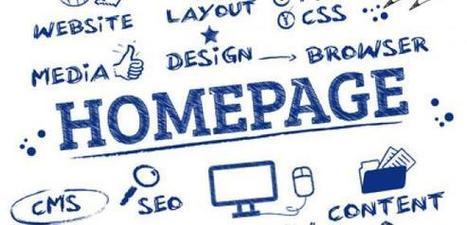 Comment structurer sa page d'accueil afin de la rendre plus efficace ? | Blog de Markentive, agence d'inbound marketing à Paris | DigitPharma | Scoop.it