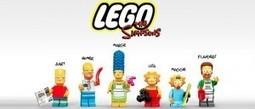 Un épisode Simpson spécial Lego et une publicité star wars | Buzz Marketing | Scoop.it