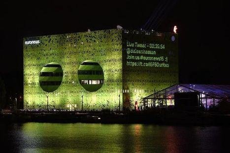 Euronews, la petite chaîne qui mute, quimute | DocPresseESJ | Scoop.it