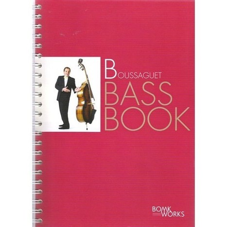 Boussaguet Bass Book - 2Mc Editions | A propos de 2Mc éditions | Scoop.it