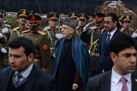 Karzai: We Don't Need U.S. Troops In Afghanistan | TIME | News in english | Scoop.it