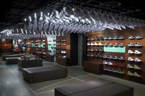 Niketown : le temple de la marque à la virgule - Influencia | Sport Marketing | Scoop.it