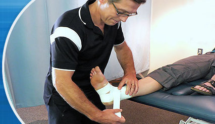 Burnaby Professional Athletic Taping - Bracing - Burnaby BC Physiotherapy Clinic Service - Mark Kroeger | One Percent Realty | Richmond Real Estate | Richmond Best Realtor | Scoop.it