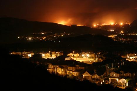 En trente ans, le réchauffement climatique a doublé les feux de forêt aux États-Unis | Risques environnement & santé, changement climatique, risques liés aux modes de vie contemporains | Scoop.it