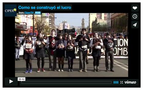 Era ILEGAL pero igual lucraron en las universidades privadas de Chile (vídeo) | MAZAMORRA en morada | Scoop.it