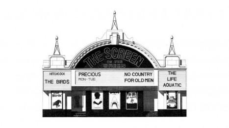 Thibaud Herem: el dibujante que intenta reflejar el alma de los edificios | El Mundo del Diseño Gráfico | Scoop.it