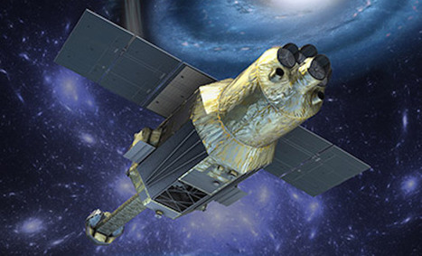 Japan's Lost Black Hole Satellite Just Reappeared and Nobody Knows What Happened to It | Ria Misra | Gizmodo.com | iScience Teacher | Scoop.it