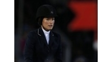"Jessica Springsteen, ""born in the USA"" et à cheval 