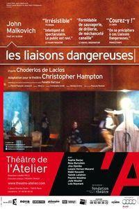 Les liaisons dangereuses au théâtre de l'atelier - Lutetia : une aventurière à Paris | Paris Secret et Insolite | Scoop.it