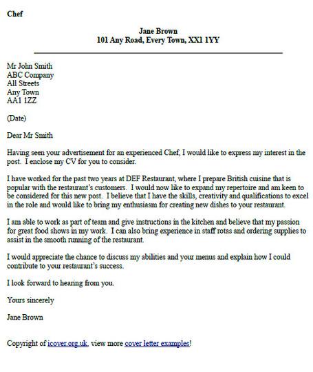 Teacher Assistant Cover Letter ~ Inspirenow