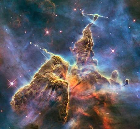 25 Jahre Weltraumteleskop Hubble: Ein Universum in bunt | Weblese | Scoop.it