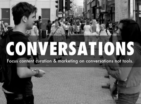 Why Conversations Crush Platforms, Blogs and Websites ScentTrail Marketing | Digital Curation for Teachers | Scoop.it