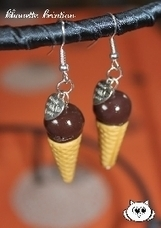 Venez créer vos bijoux gourmands avec chouette création - Quefaire.be   Loisirs créatifs   Scoop.it