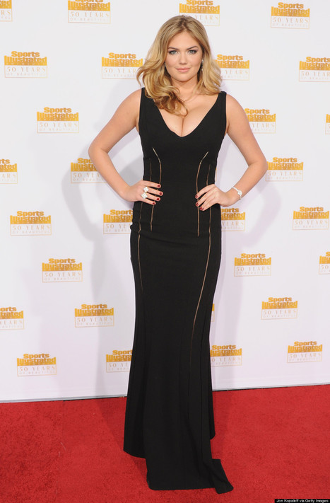 Kate Upton at Sports Illustrated Party | Fashion Trends | Scoop.it